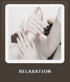 image of reflexology treatment